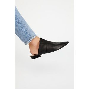 Free People Sienna Slide On Mule